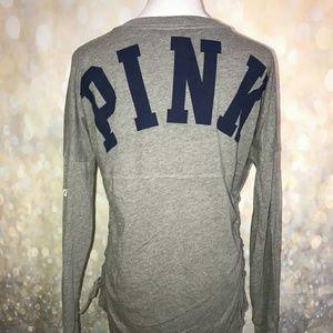⚫vs Pink LongSleeve, XS